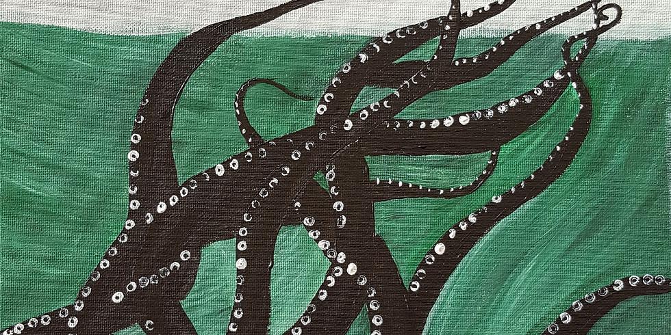 Kraken v's Moon