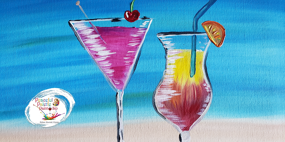 Welcome to Bowen Hills - Cocktails on the beach