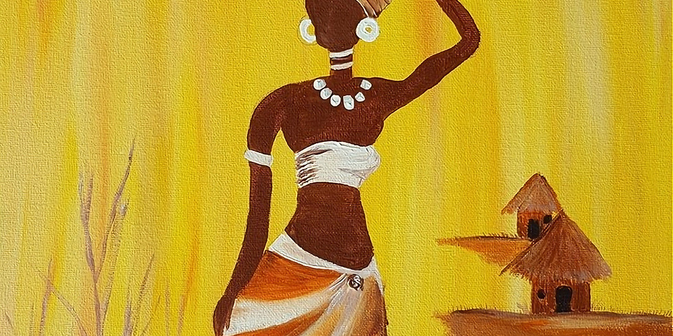 Scarborough 3eightnine cafe - Africian Lady