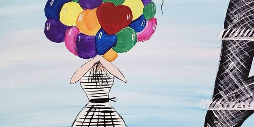 Scarborough 3eightnine cafe - Paris Balloons