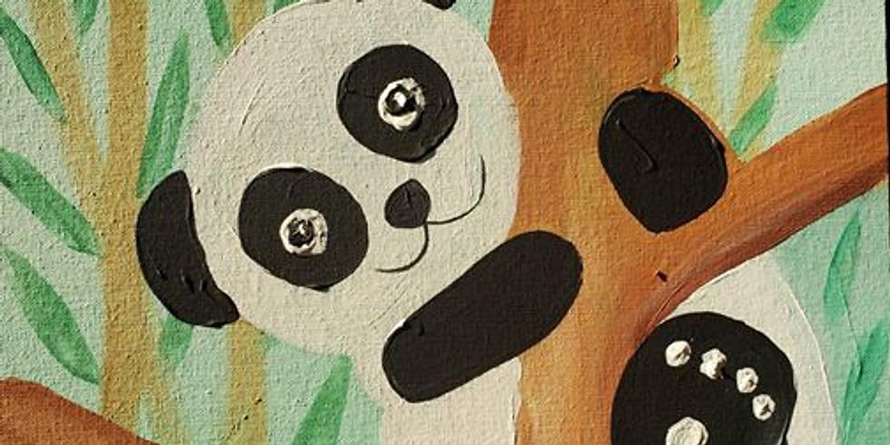 La Zucca  - Playful Panda