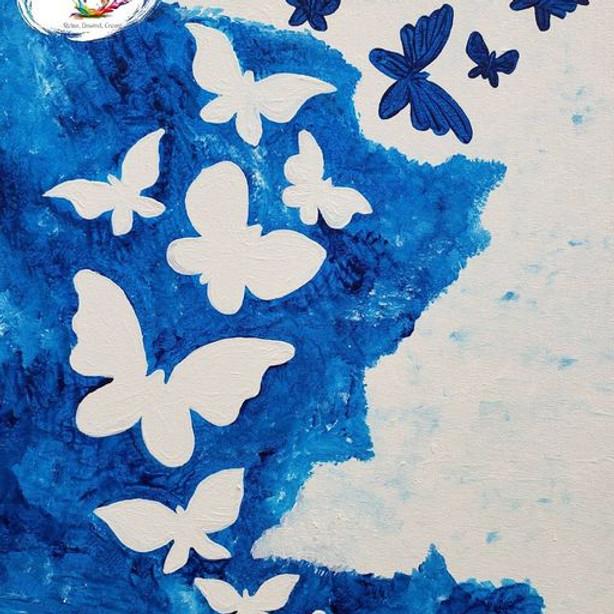 Kallangur Tavern  - Beautiful Butterflies