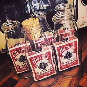 Five impossible bottles #impossiblebottl