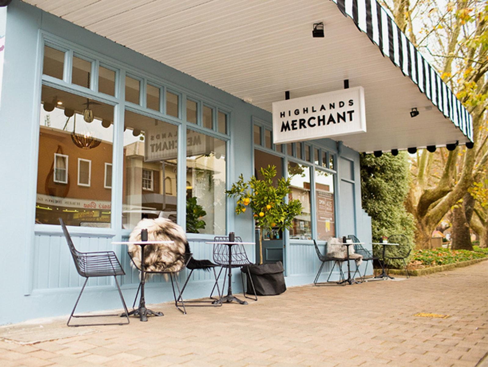 Image result for highlands merchant cafe