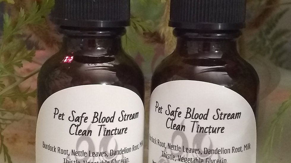 Pet Safe - Blood Cleaner