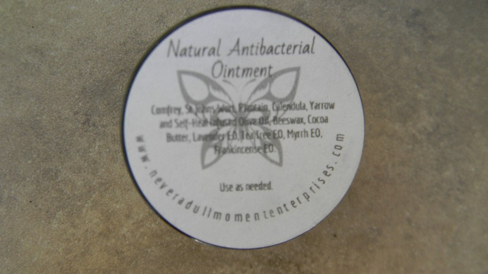 Antibacterial Salve