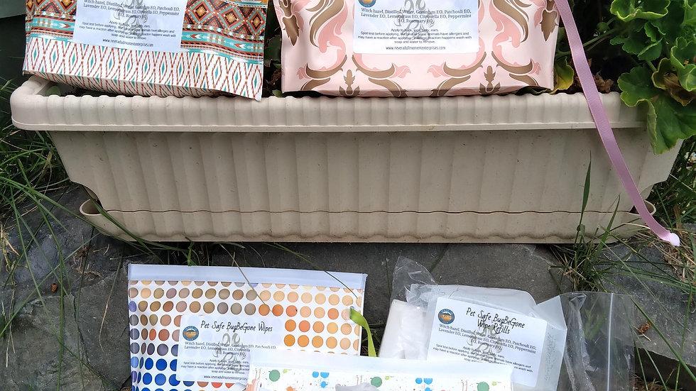 Pet Safe Bug Wipes & Refills