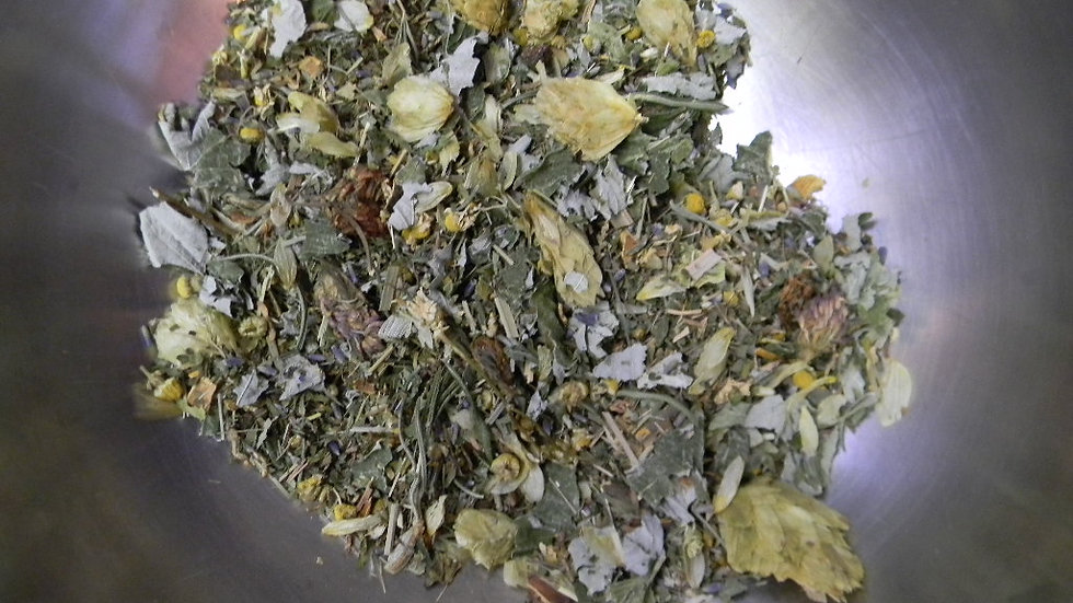 Anxiety/Panic Attack Tea Blend