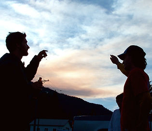 Kootenay Paragliding Adventures Coaching and Debriefs