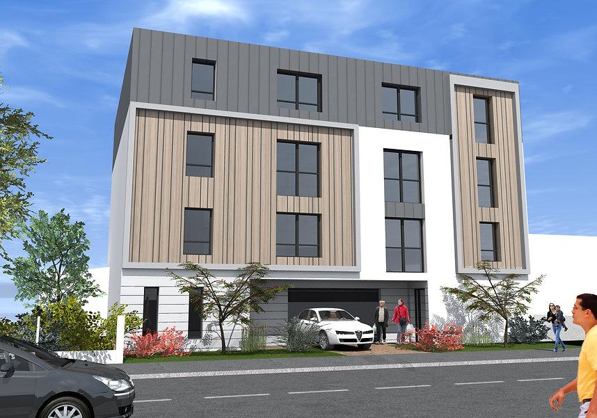 Ville Halluard programme neuf appartement