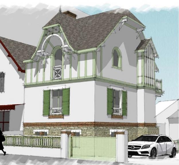 Programme rénové maison la baule Ibis