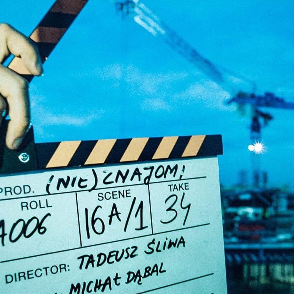 """Film fabularny """"(nie)znajomi"""" w reżyserii Tadeusza Śliwy"""
