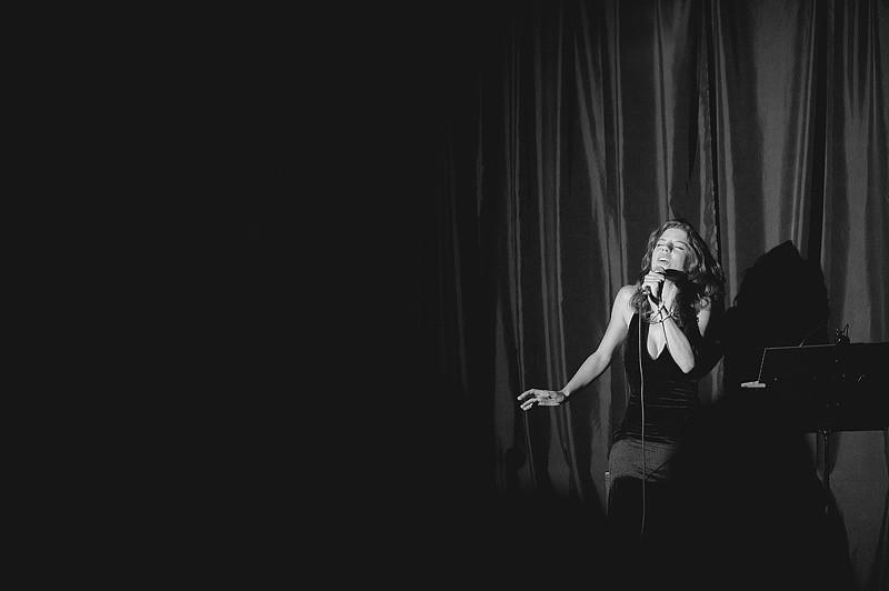 Hanna Zbyryt-Giewont w recitalu piosenek w Teatrze Rozrywki RZT Szymaszkowa