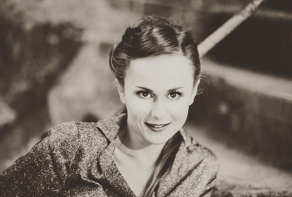 aktorka Katarzyna Bernaś