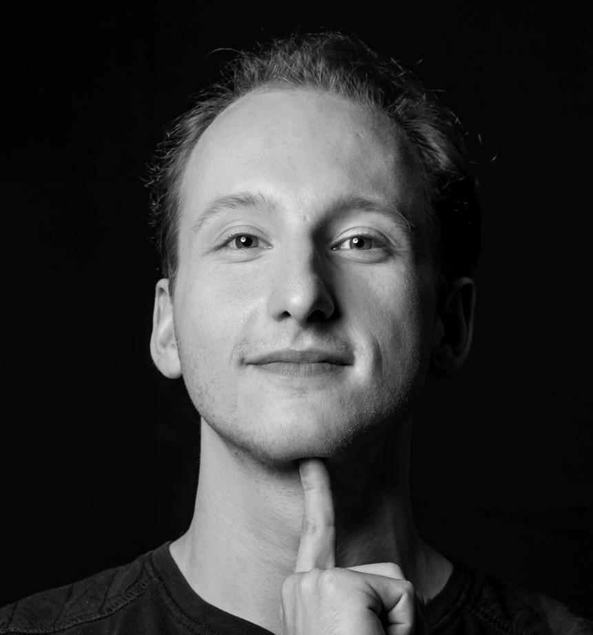 Aktor Marcin Bubółka