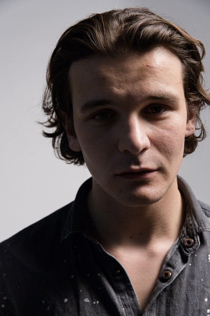 Aktor Wiktor Dębski