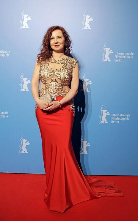 Aktorka Małgorzata Ścisłowicz