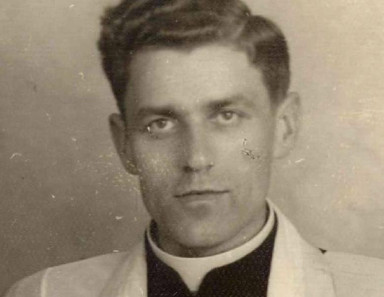 ksiądz Roman Kotlarz