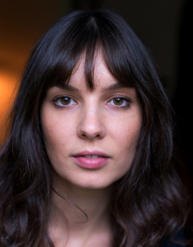 Aktorka Marie Carrour