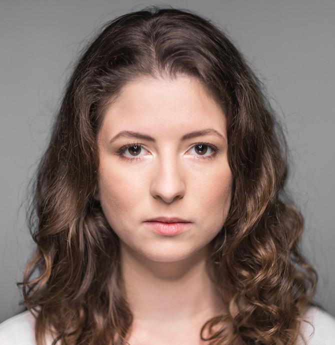 Witamy w naszym gronie aktorkę Hannę Skargę - studentkę IV. roku Akademii Teatralnej w Warszawie