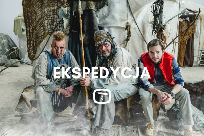 "Teatr Telewizji TVP: nasza ""Ekspedycja"""