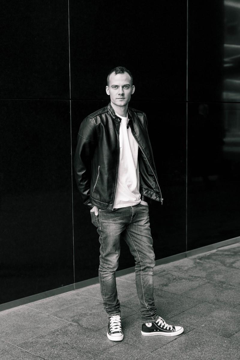 aktor Maciej Babicz