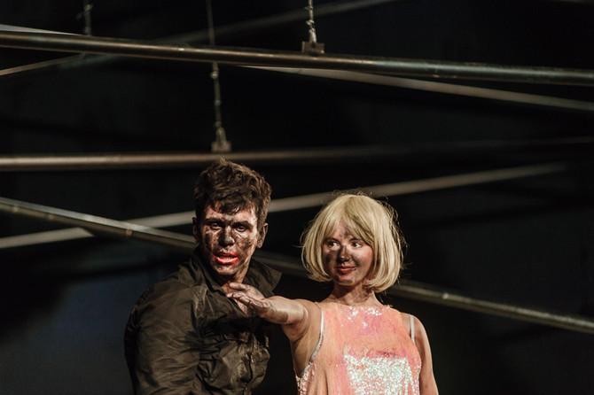 """Wydarzenie: znakomite przedstawienie dyplomowe """"Otello"""" w Teatrze Collegium Nobilium"""