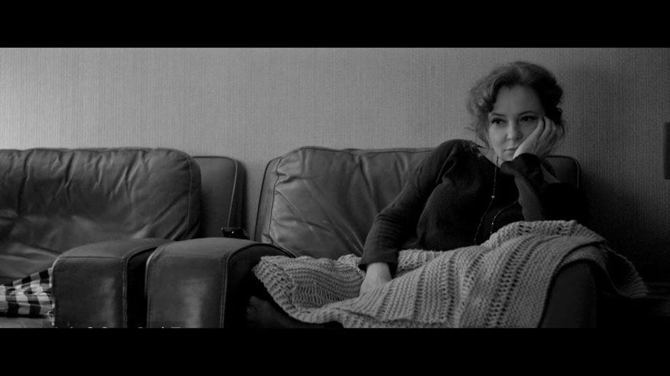"""Małgorzata Ścisłowicz na planie filmu """"Butterfly Kisses"""""""
