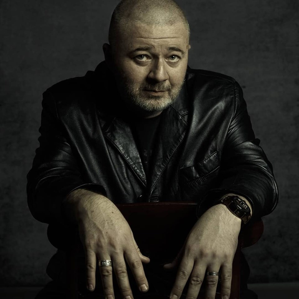 aktor Witold Wieliński