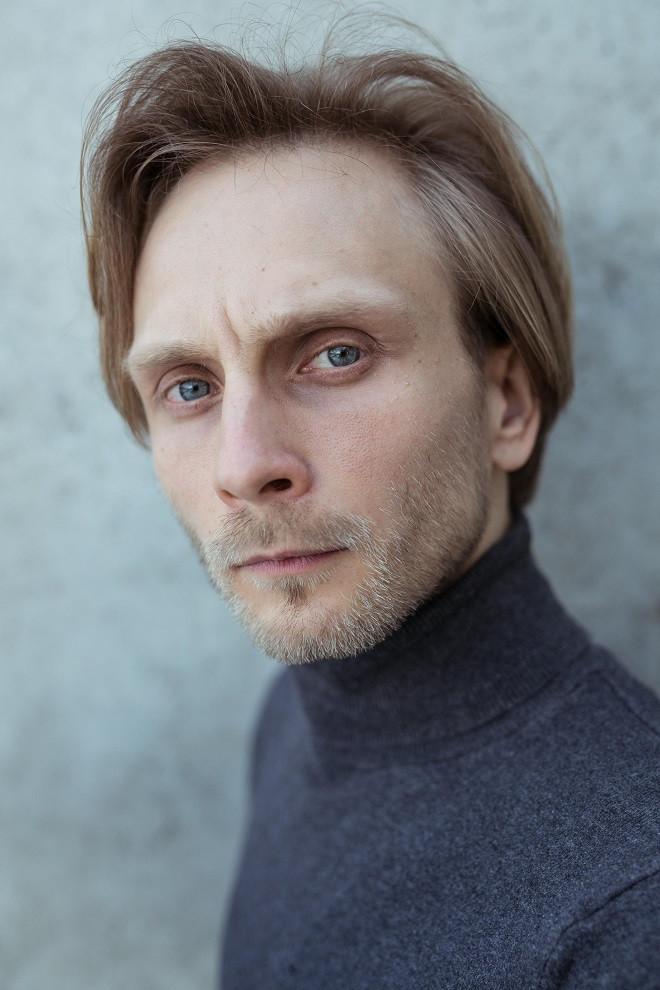 aktor Marek Kossakowski