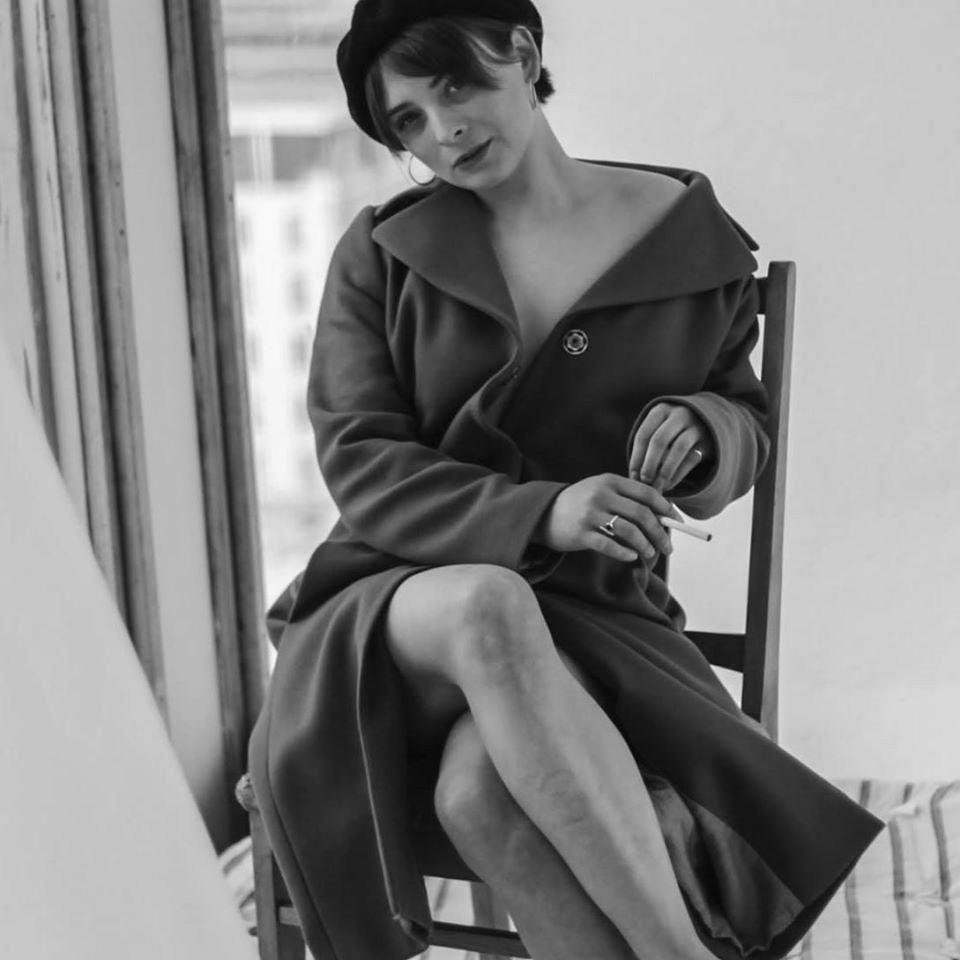 Aktorka Marta Kossakowska