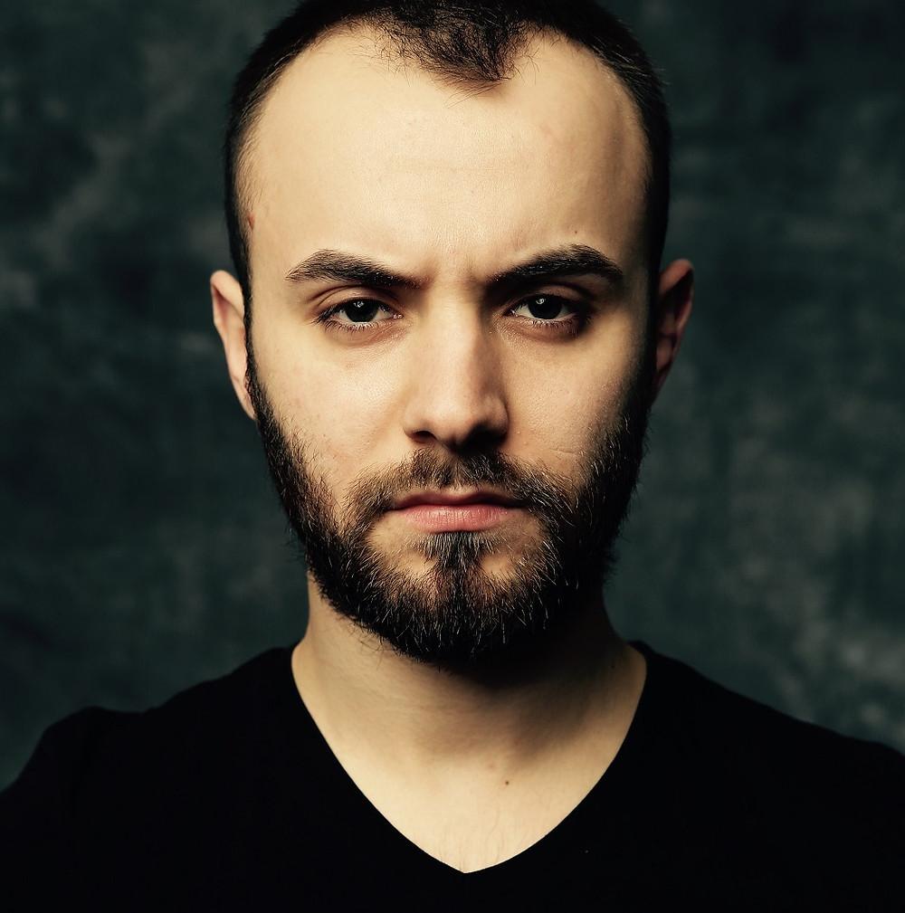 Aktor Patryk Wereszczyński