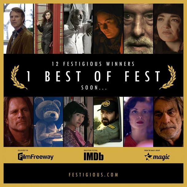 "Festigious IFF Los Angeles: film ""BIKINI BLUE"", directed by Jarek Marszewski, is Best of F"