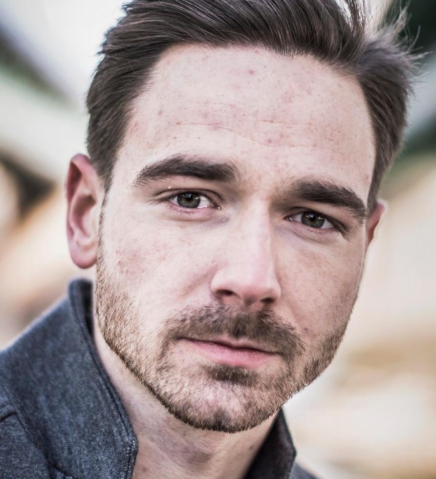 aktor Kamil Suszczyk