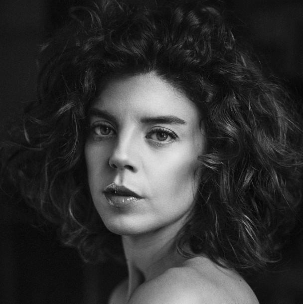 Aktorka Hanna Zbyryt