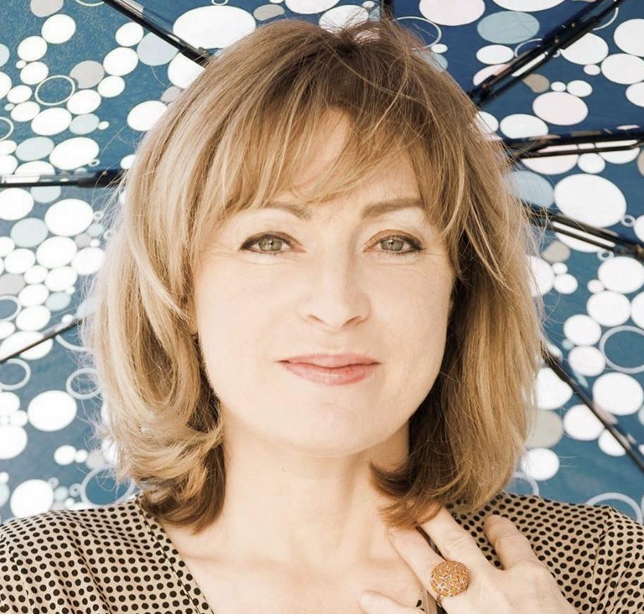 Aktorka Joanna Borer
