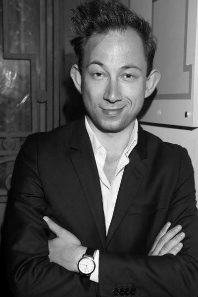 Aktor Jarosław Milner