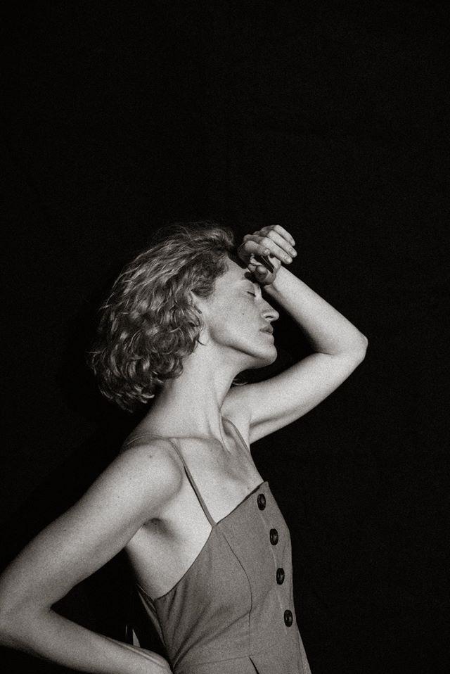 Aktorka Daria Polunina