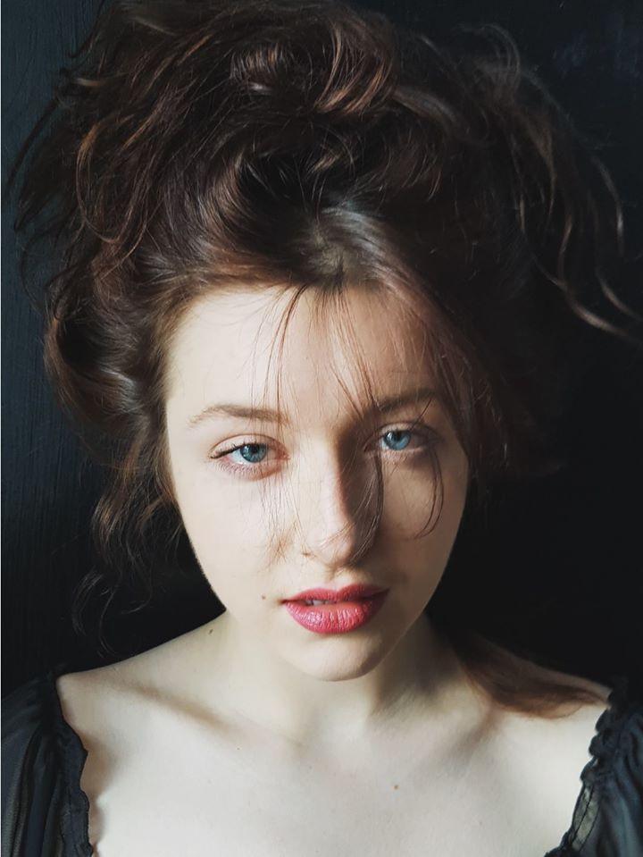 Aktorka Elżbieta Nagel