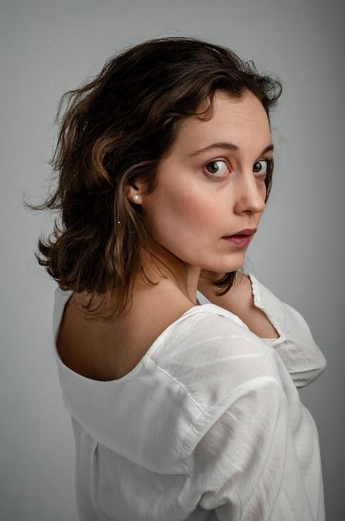 Aktorka Anna Lemieszek
