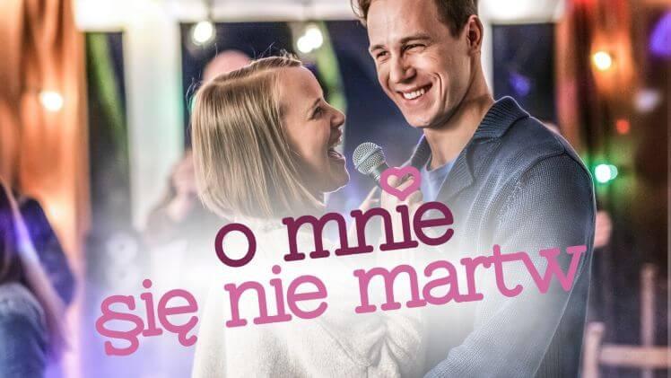 """Joanna Kulig i Stefan Pawłowski w serialu fabularnym """"O mnie się nie martw"""""""