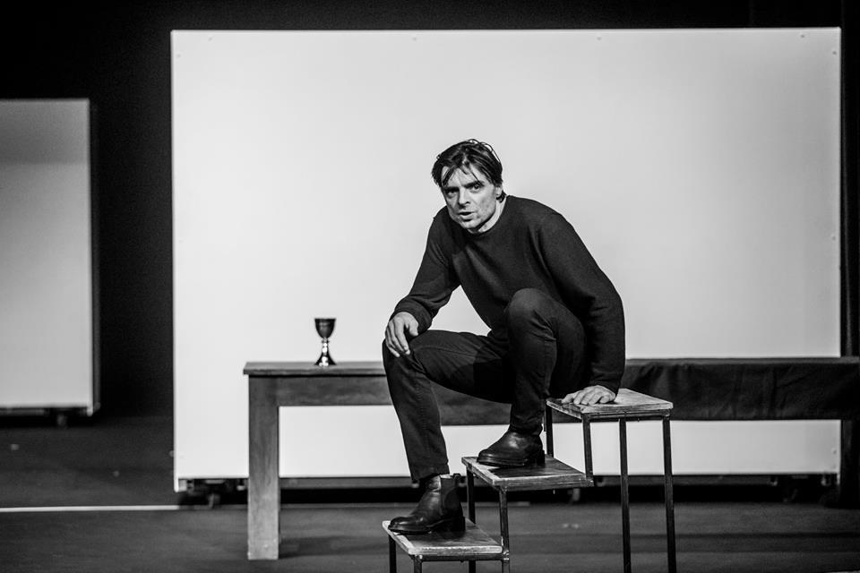 Aktor Grzegorz Falkowski