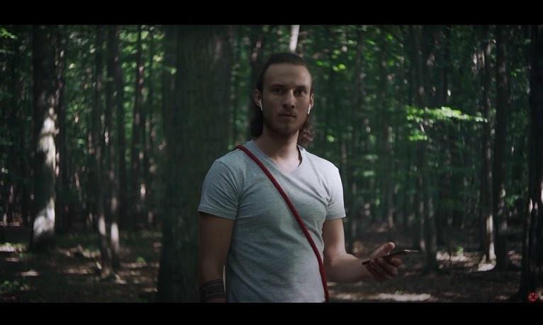 """Vova Makovskyi w teaserze gry """"The Witcher: Monster Player"""""""