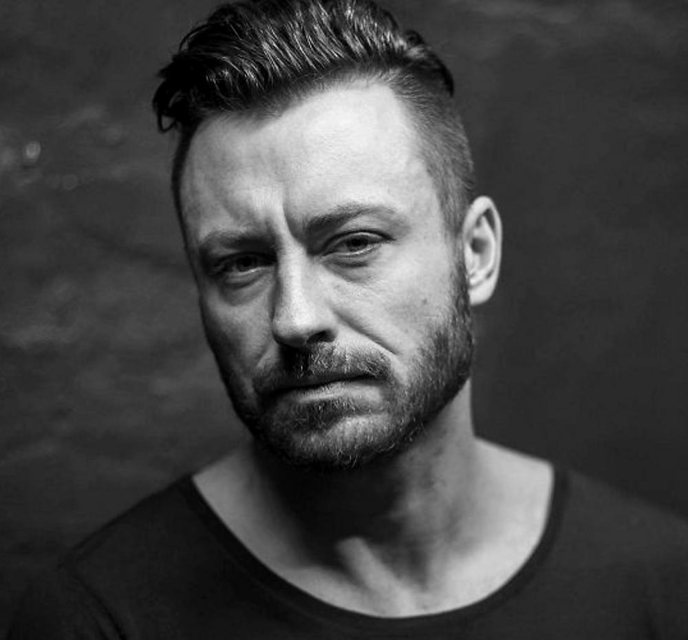 aktor Adam Szczyszczaj