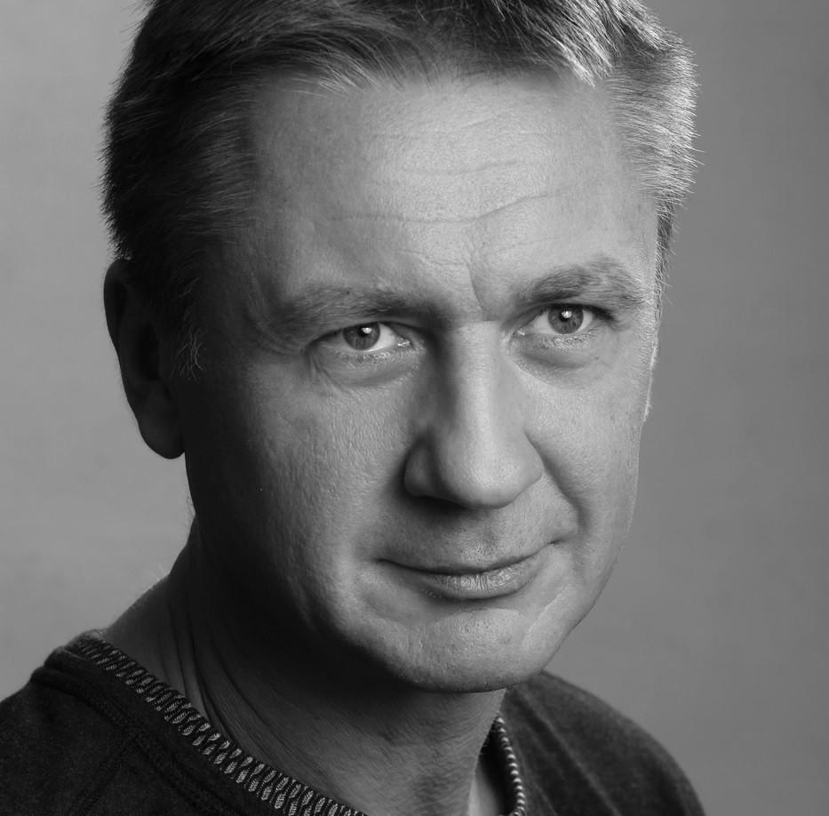 Aktor Piotr Urbaniak