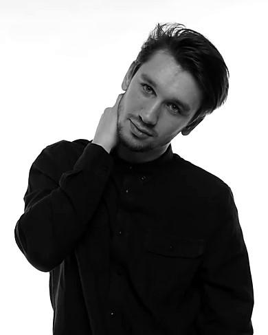Aktor Andrey Zhuravskyi