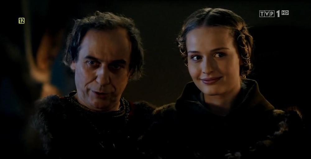 "Serial fabularny ""Korona królów"" (screen)"