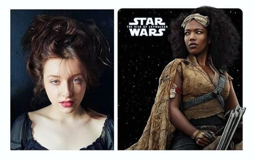 """Elżbieta Nagel w głównej obsadzie polskiego dubbingu filmu """"Gwiezdne wojny: Skywalker. Odrodzenie"""""""