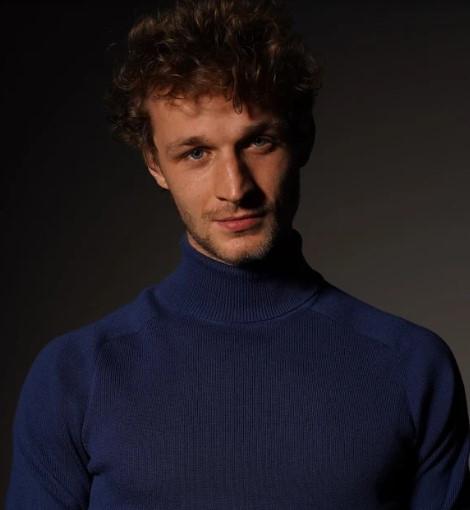 Aktor Hubert Sycz