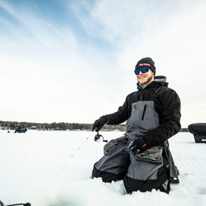 "Panfish Ice Rods - Which one ""works"" best?"